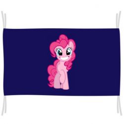 Флаг Pinkie Pie smile