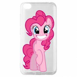 Чехол для Xiaomi Redmi Go Pinkie Pie smile