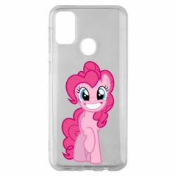 Чехол для Samsung M30s Pinkie Pie smile