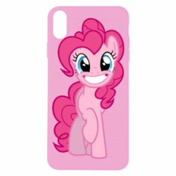 Чохол для iPhone X Pinkie Pie smile - FatLine
