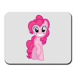 Килимок для миші Pinkie Pie smile - FatLine