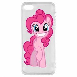 Чохол для iphone 5/5S/SE Pinkie Pie smile - FatLine