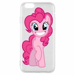 Чохол для iPhone 6/6S Pinkie Pie smile - FatLine