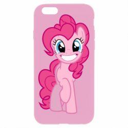 Чохол для iPhone 6 Plus/6S Plus Pinkie Pie smile - FatLine