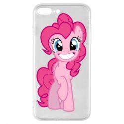 Чохол для iPhone 8 Plus Pinkie Pie smile - FatLine
