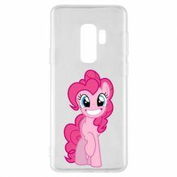 Чохол для Samsung S9+ Pinkie Pie smile - FatLine