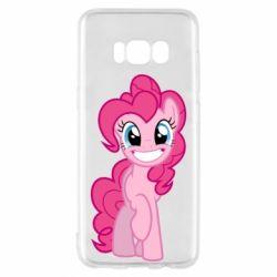 Чохол для Samsung S8 Pinkie Pie smile - FatLine