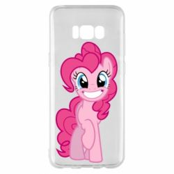 Чохол для Samsung S8+ Pinkie Pie smile - FatLine
