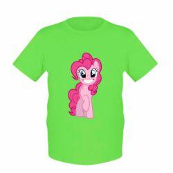 Дитяча футболка Pinkie Pie smile - FatLine