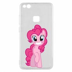Чохол для Huawei P10 Lite Pinkie Pie smile - FatLine