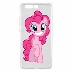 Чохол для Huawei P10 Plus Pinkie Pie smile - FatLine