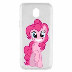 Чохол для Samsung J5 2017 Pinkie Pie smile - FatLine