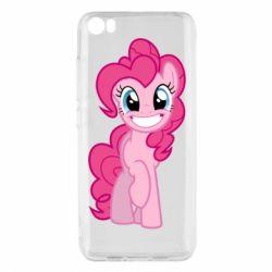 Чохол для Xiaomi Mi5/Mi5 Pro Pinkie Pie smile - FatLine