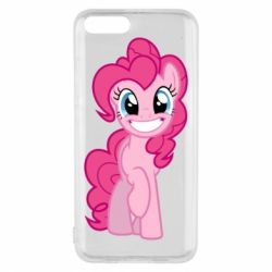 Чохол для Xiaomi Mi6 Pinkie Pie smile - FatLine