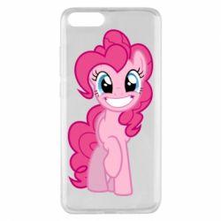 Чохол для Xiaomi Mi Note 3 Pinkie Pie smile - FatLine
