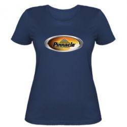 Женская футболка Pinnacle Fishing - FatLine
