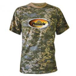 Камуфляжная футболка Pinnacle Fishing - FatLine