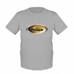 Детская футболка Pinnacle Fishing - FatLine