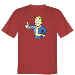 Мужская футболка Pip boy fallout - FatLine