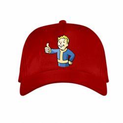 Детская кепка Pip boy fallout