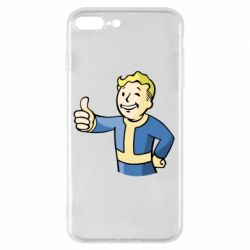 Чехол для iPhone 7 Plus Pip boy fallout