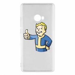 Чехол для Xiaomi Mi Note 2 Pip boy fallout