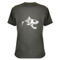 Камуфляжная футболка Piranha