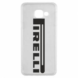 Чехол для Samsung A3 2016 Pirelli