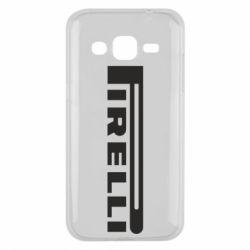 Чехол для Samsung J2 2015 Pirelli