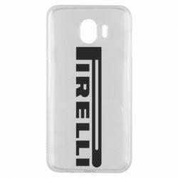 Чехол для Samsung J4 Pirelli