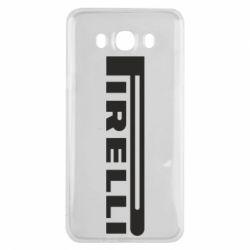 Чехол для Samsung J7 2016 Pirelli
