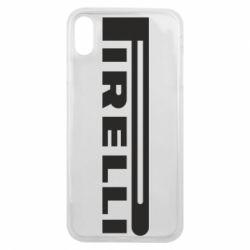 Чехол для iPhone Xs Max Pirelli