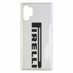 Чехол для Samsung Note 10 Plus Pirelli