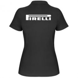 Женская футболка поло Pirelli - FatLine