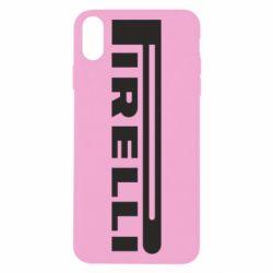 Чехол для iPhone X/Xs Pirelli