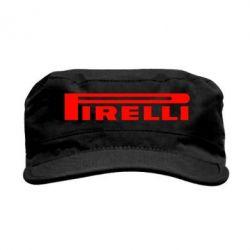 Кепка милитари Pirelli - FatLine