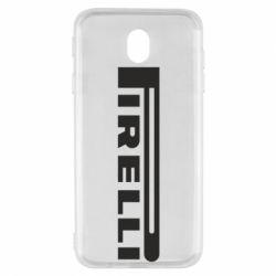 Чехол для Samsung J7 2017 Pirelli