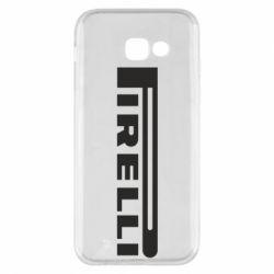 Чехол для Samsung A5 2017 Pirelli