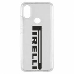 Чехол для Xiaomi Mi A2 Pirelli