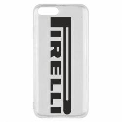 Чехол для Xiaomi Mi6 Pirelli