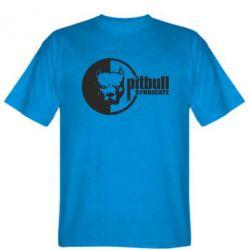 Мужская футболка Питбуль Синдикат - FatLine