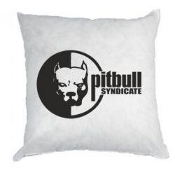 Подушка Питбуль Синдикат