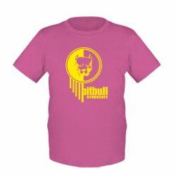 Детская футболка Pitbull loco