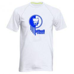 Мужская спортивная футболка Pitbull loco