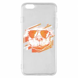 Чехол для iPhone 6 Plus/6S Plus Pitbull Summer