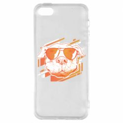 Чехол для iPhone5/5S/SE Pitbull Summer