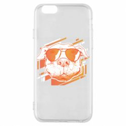 Чехол для iPhone 6/6S Pitbull Summer