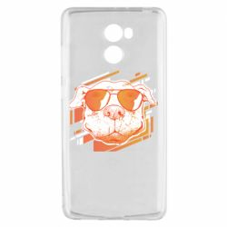 Чехол для Xiaomi Redmi 4 Pitbull Summer