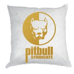 Подушка Pitbull Syndicate Gold - FatLine