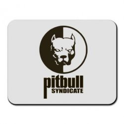 Коврик для мыши Pitbull Syndicate - FatLine